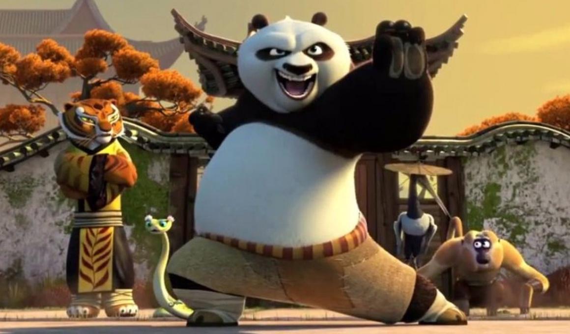 Και Kung-Fu και Panda