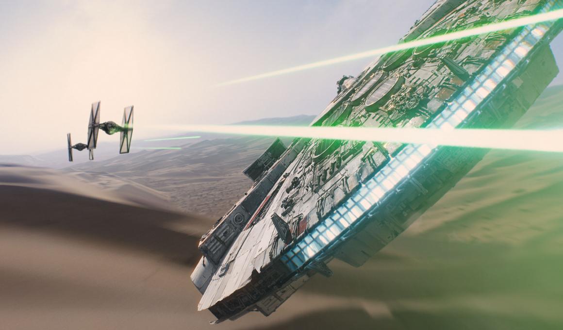 Star Wars ξανά στην κορυφή του ελληνικού box office