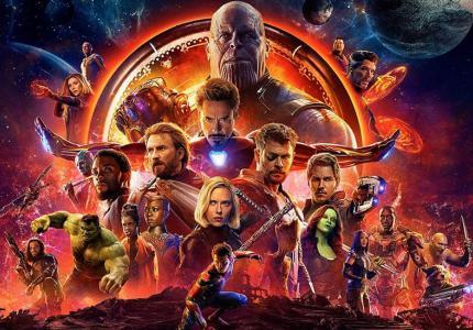 """Σάρωσε το 'Avengers: Infinity War"""""""