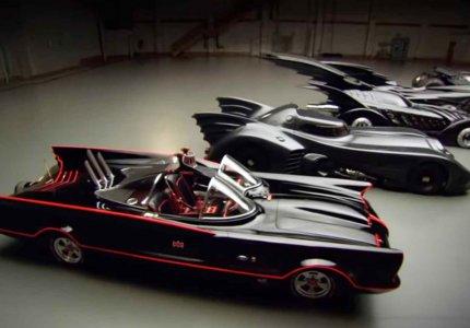 Ντοκιμαντέρ για την ιστορία του Batmobile