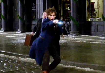 "Τrailer & featurette για το ""Fantastic Beasts and Where to Find Them"""