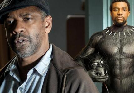"""Ο Ντένζελ Ουάσινγκτον... σπούδασε τον """"Βlack Panther""""!"""