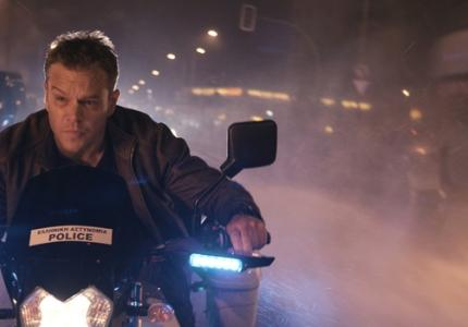 """Jason Bourne"": Φλεγόμενη Αθήνα!"