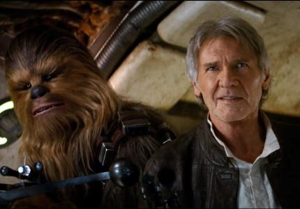 """Star Wars: The Force Awakens"": Trailer, TV Spot & character posters"