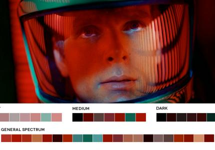 kubrick in color