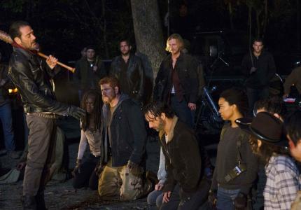 """The walking dead"" s07: Ο Ρικ είναι ζωντανός!"