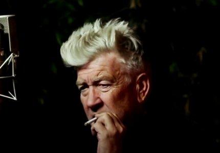 """""""Μία ώρα παρέα με τον Ντέιβιντ Λιντς να καπνίζει και να μιλά για τέχνη"""""""