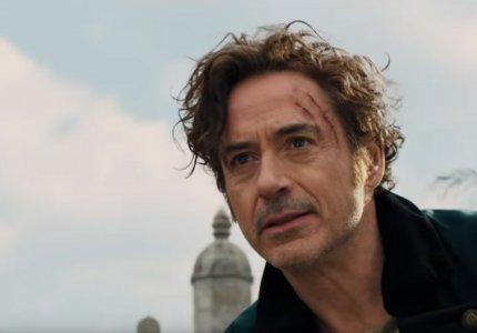 """Dr. Dolittle"": Η φιλόζωη πλευρά του Iron Man!"