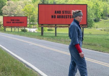 three billboards outside ebbing