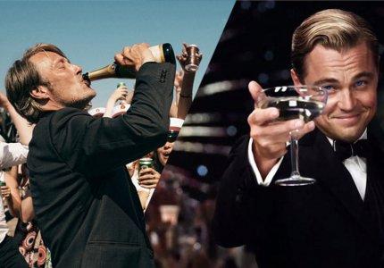 """Ο Λεονάρντο Ντι Κάπριο ετοιμάζει το αμερικάνικο """"Another Round"""""""