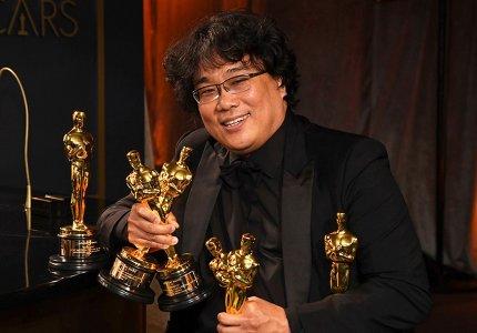 Ο Μπονγκ Τζουν Χο ετοιμάζει animation περιπέτεια