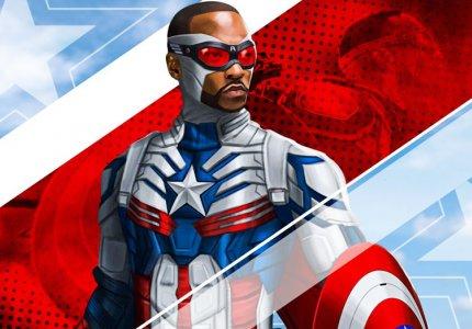 Ο Άντονι ΜακΚι είναι ο νέος Captain America