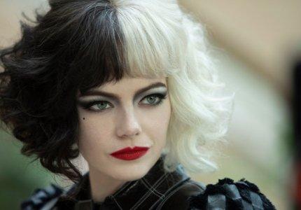 Η Emma Stone είναι η Cruella De Vil
