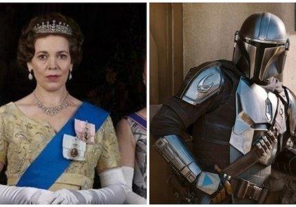 Υποψηφιότητες Emmys 2021: The Crown & Mandalorian