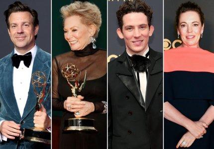 Emmys 2021: Οι νικητές