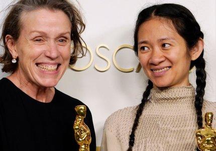 Oscars 2021: Η Φράνσες ΜακΝτόρμαντ μπήκε στο κλαμπ των μύθων