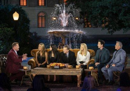"""Το """"Friends: The Reunion"""" στις οθόνες σας"""