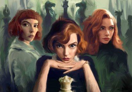 """""""The Queen's Gambit"""": Η διαφορά του βιβλίου με την σειρά"""