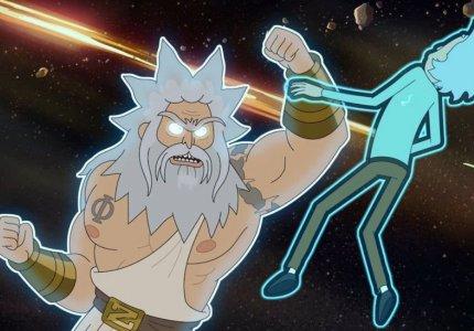 Ο δημιουργός του Rick & Morty ετοιμάζει animation για την Αρχαία Ελλάδα
