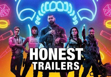Honest Trailer για το Army of the dead