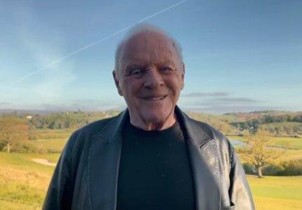 Oscars 2021: Ο Άντονι Χόπκινς έγινε ο γηραιότερος νικητής του θεσμού και μας ευχαριστεί