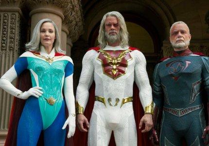 """Jupiter's Legacy"": Υπερήλικες σούπερ ήρωες"