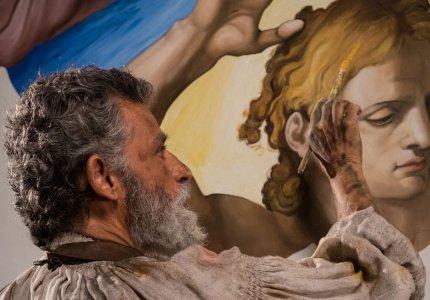 Μιχαήλ Άγγελος - Ο Θεϊκός