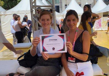 "Bραβείο στο Σαράγεβο για το ""Σελήνη, 66 ερωτήσεις"""