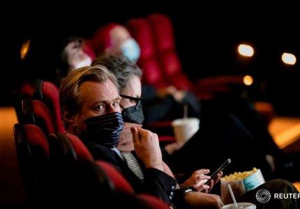 Τα σινεμά άνοιξαν στις ΗΠΑ και ο Κρίστοφερ Νόλαν πήρε θέση