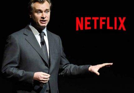"Netflix: ""Θα κάνουμε τα πάντα για τη νέα ταινία του Κρίστοφερ Νόλαν"""
