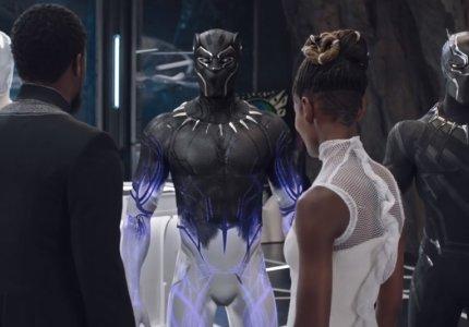 """Το """"Black Panther"""" θα γίνει τηλεοπτική σειρά στο Disney+"""