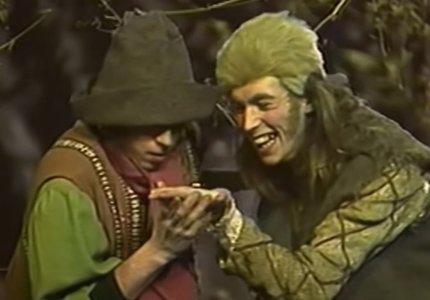 Αυτή είναι η κιτσάτη σοβιετική εκδοχή του Lord Of The Rings