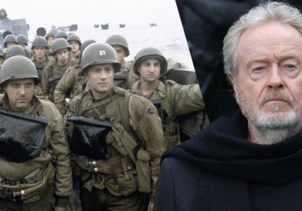 Ο Ρίντλεϊ Σκοτ ετοιμάζει σειρά για τον Β' Παγκόσμιο Πόλεμο
