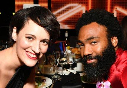 Ιδού οι νέοι, τηλεοπτικοί Mr. & Mrs. Smith
