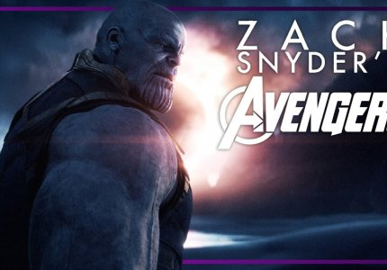 """Αν ο Ζακ Σνάιντερ σκηνοθετούσε το """"Avengers: Endgame"""""""