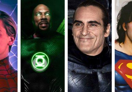 7 superhero ταινίες που δεν έγιναν ποτέ