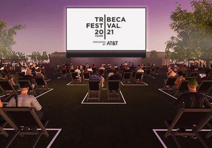 To Φεστιβάλ της Tribeca ετοιμάζεται να υποδεχθεί θεατές