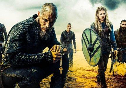 Το Netflix ετοίμασε τη συνέχεια των Vikings