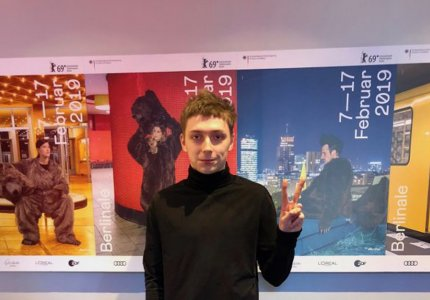Αυτός είναι ο 26χρονος Ρώσος που συζητήθηκε πολύ στην Berlinale