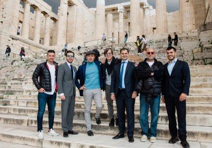 Το Χόλιγουντ φέρνει ταινίες με θέμα την αρχαία Ελλάδα