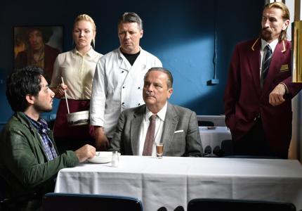 Berlinale 17: Τρέιλερ για το νέο φιλμ του Άκι Καουρισμάκι