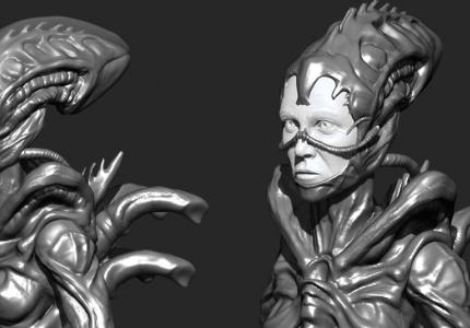 "To νέο ""Alien"" δεν θα έχει σχέση με τα Νο 3 & 4."
