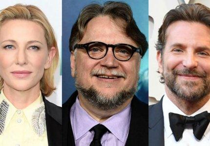 All-star καστ στη νέα ταινία του Γκιγιέρμο Ντελ Τόρο!