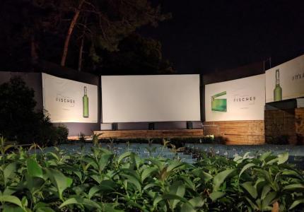 Το MOVE IT πάει θερινό σινεμά: Αμαρυλλίς!