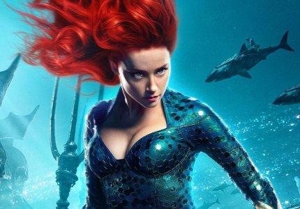 """Πάνω από 1,6 εκατ. υπογραφές για την απόλυση της Άμπερ Χερντ από το """"Aquaman 2"""""""
