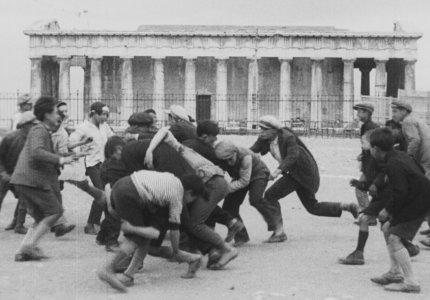 """""""Οι Απάχηδες των Αθηνών"""" στο Φεστιβάλ της Μπολόνια"""