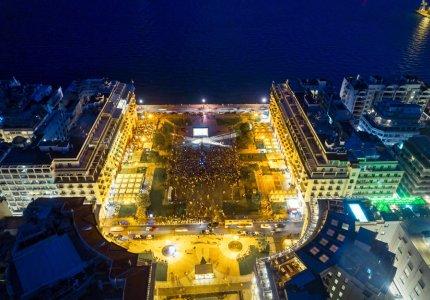 Μια μαγική κινηματογραφική βραδιά στην Θεσσαλονίκη