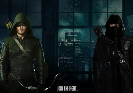 """""""Arrow"""" - Season 4"""