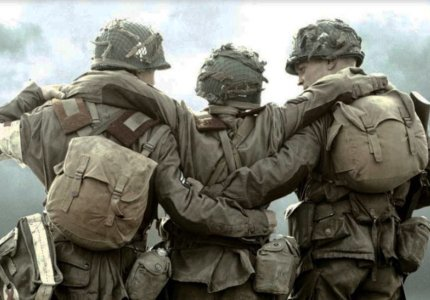 To sequel του Band Of Brothers στην Apple TV+