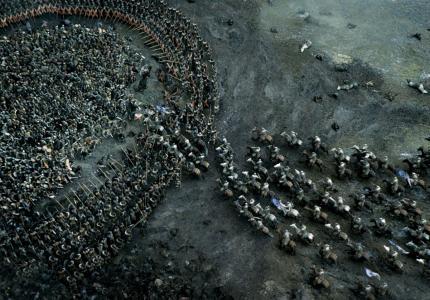 Πίσω από τις κάμερες της επικής μάχης του Game of Thrones